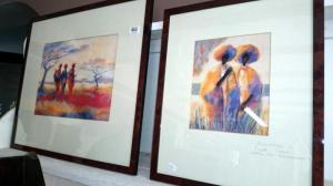 My Lesotho prints by Hudson - signed 13 May