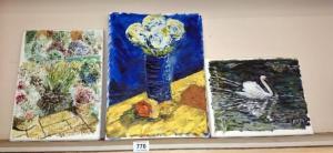 MY paintings!